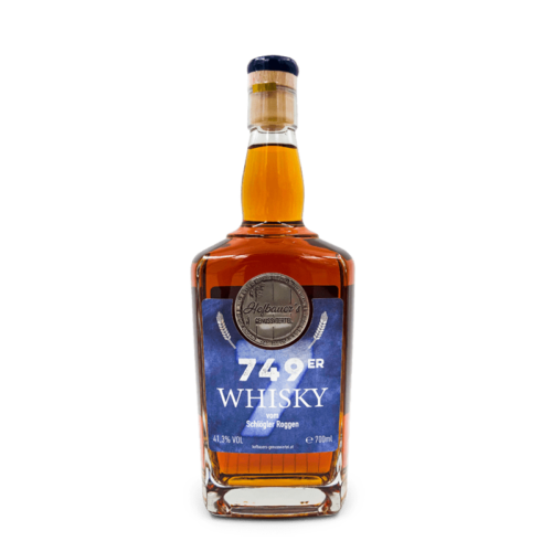 749er Whisky 7 Jahre