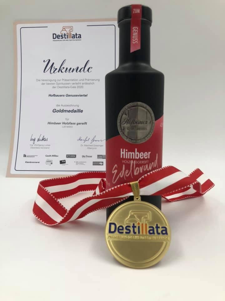 Himbeer Destillata
