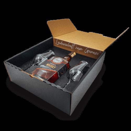 Geschenkbox-Whisky-Highland